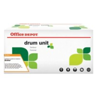 Office Depot Compatible voor Brother DR2100 Zwart Tonercartridge