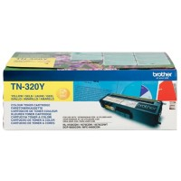 Brother Origineel Brother TN-320Y Tonercartridge Geel