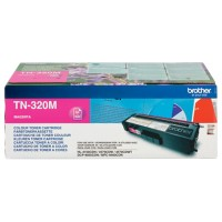 Brother TN-320M Origineel Tonercartridge Magenta