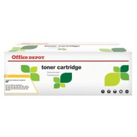 Compatibel Office Depot HP 125A Tonercartridge CB542A Geel