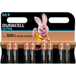 Duracell Batterijen Ultra Power AA 8 stuks