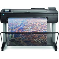 HP T730 Zwart Thermisch Grootformaat printer A0
