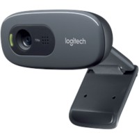 Logitech Webcam C270 Zwart