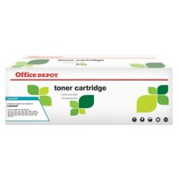 Originele Office Depot Lexmark E260A21E Tonercartridge Zwart