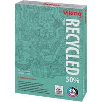 Viking gerecycled Print papier A4 80 g/m² Wit 161 CIE 500 Vellen