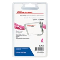 Office Depot Compatibel Epson T1293 Inktcartridge T12934010 Magenta