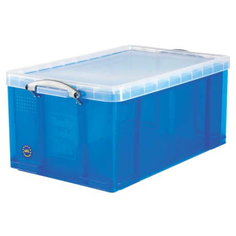 Really Useful Boxes Archiefboxen Transparant plastic 64 l