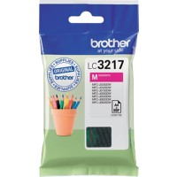 Brother LC3217M Origineel Inktcartridge Magenta