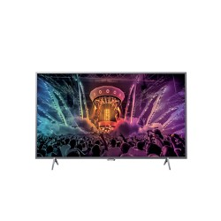 Philips TV 43PUS6401 Grijs