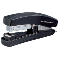 Office Depot Nietmachine Flat Clinch 30 Vel Zwart