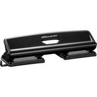 Office Depot Perforator Zwart 20 vel 4-gaats