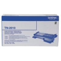 Brother TN-2010 Origineel Tonercartridge Zwart Zwart