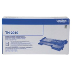 Brother TN-2010 Original Tonercartridge Zwart
