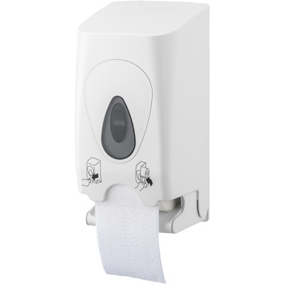 Toiletroldispenser 5591 ABS Plastic Wit