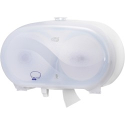 Tork Toiletpapier dispenser T7