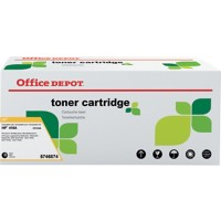 Originele Office Depot HP 410A Tonercartridge CF410A zwart