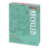 Viking 100% Recycled Printer papier A4 80 gsm Grijs 58 CIE 500 Vellen