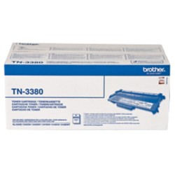 Brother TN-3380 Origineel Tonercartridge Zwart