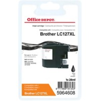 Office Depot Compatibel Brother LC127XL Inktcartridge