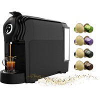 Gratis L'OR Lucente Pro Koffiemachine + 1000 L'OR Capsules Popular