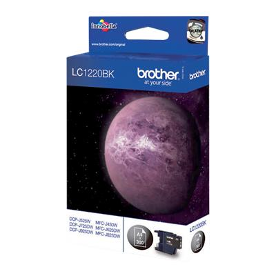 Brother LC1220 Origineel Inktcartridge Zwart
