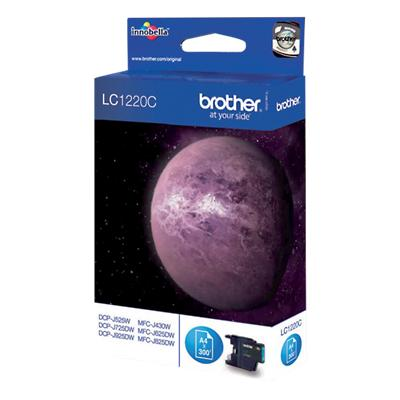 Brother LC-1220C Origineel Inktcartridge Cyaan