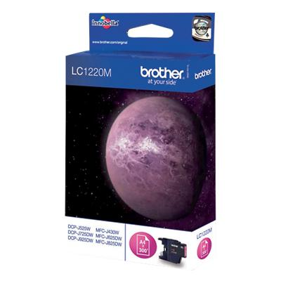 Brother LC-1220Y Origineel Inktcartridge Geel