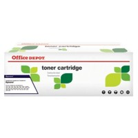 Office Depot Compatibel Kyocera TK-130 Tonercartridge Zwart
