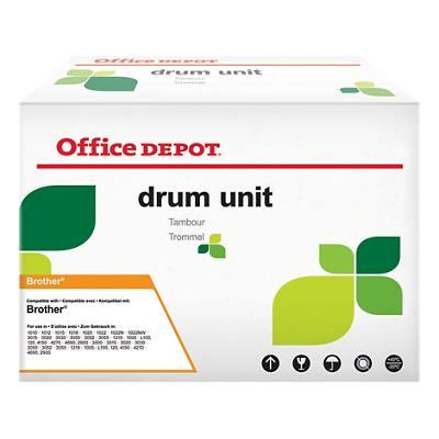 Office Depot Compatible voor Brother DR2200 Zwart Tonercartridge