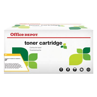 Compatibel Office Depot HP 128A Tonercartridge CE320A Zwart