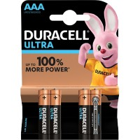 Duracell Batterijen Ultra Power AAA 4 Stuks