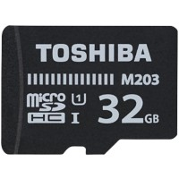 Toshiba Micro SDHC Geheugenkaart M203 32 GB