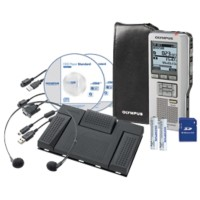 OLYMPUS Voice recorder kit DS-2500 + AS2400