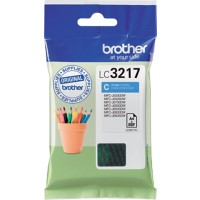 Brother LC3217C Origineel Inktcartridge Cyaan