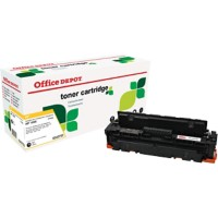 Originele Office Depot HP 410X Tonercartridge CF410X Zwart