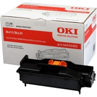 OKI Original 44574302 Zwart Drum