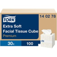 Tork Tissues Cosmetic 2-laags 100 Vellen