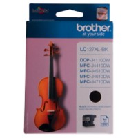 Brother LC127XLBK Origineel Inktcartridge Zwart