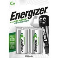 Energizer Batterijen Power Plus C 2 Stuks