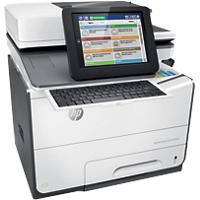 HP PageWide Enterprise 586Z Kleuren Laser All-in-One Printer A4