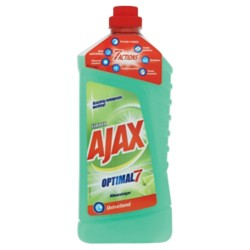 Ajax Allesreiniger Optimal 7 limoen 1.25 l