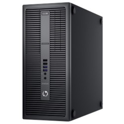 HP Desktop 800 G2 i7 6700 8 Intel HD Graphics 530 256 GB Windows 10