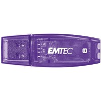 EMTEC USB-stick C410 Color Mix 8 GB Paars