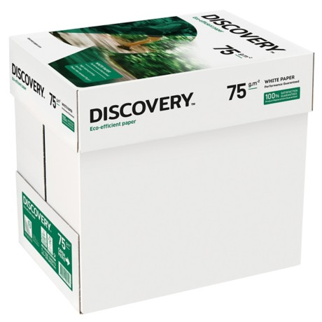 Discovery Papier A4 75 g/m² Wit 2500 vel