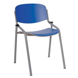Nice Price Office Kantinestoel S07 Blauw