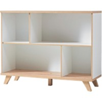 GERMANIA Kast Oslo Wit 120 x 40 x 91 cm