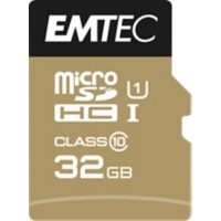 EMTEC SDHC Geheugenkaart Micro SD 32 GB