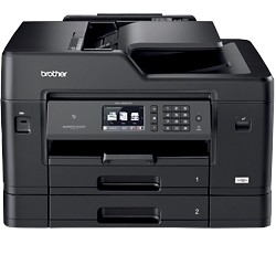 Brother business smart MFCJ6930DW kleuren inkjet multifunctionele printer