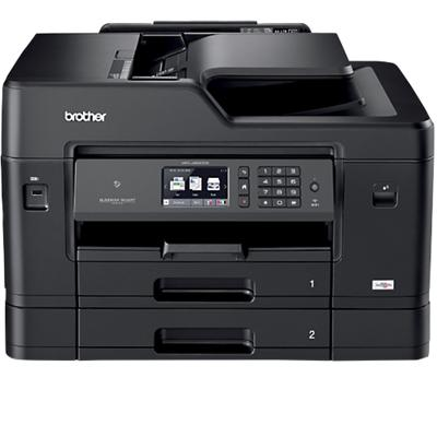 Brother Business Smart MFCJ6930DW Kleuren Inkjet Multifunctionele printer A3