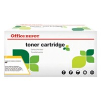 Originele Office Depot HP 650A Tonercartridge CE270A Zwart